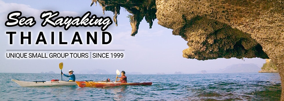 Phuket Phang Nga Bay sea kayaking tours