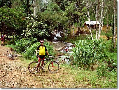 Phuket mountain biking tours