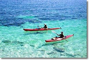 Thailand sea kayaking tours
